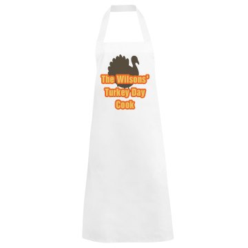 Turkey Day Apron