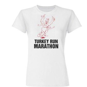 Turkey Run Marathon