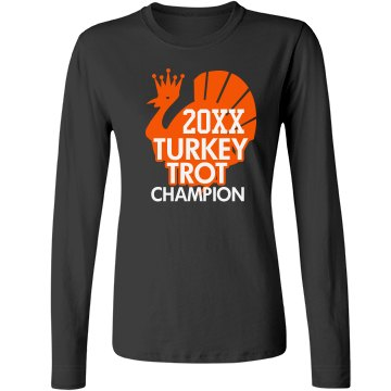 Turkey Trot Champion