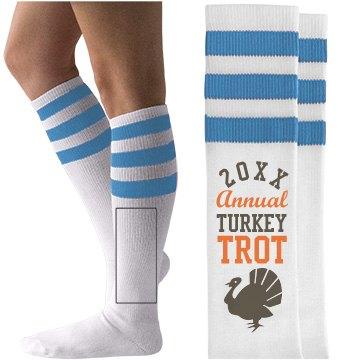 Turkey Trot Custom Year