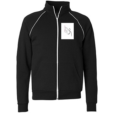 Unisex Zip Fleece