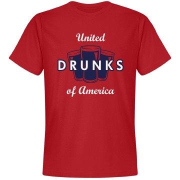 United Drunks of America