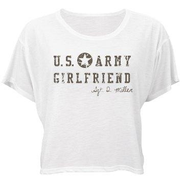 U.S. Army Girlfriend