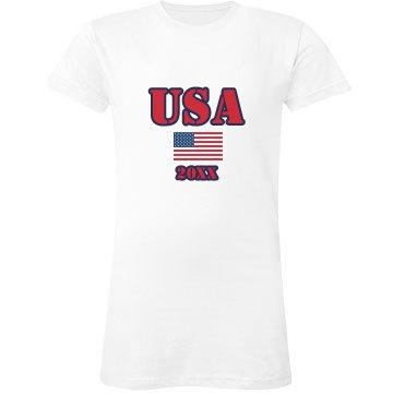USA Custom Year