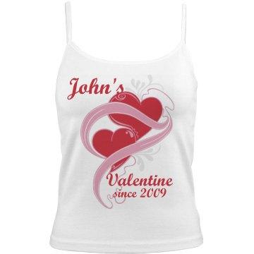 Valentine Since 2009