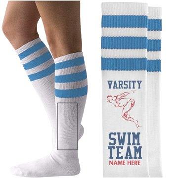Varsity Swim Fan