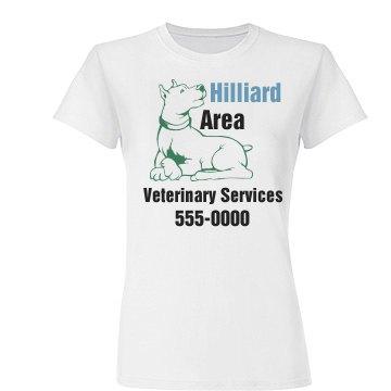 Veterinary Services Tee
