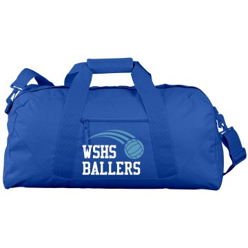 Volley Ballers Bag