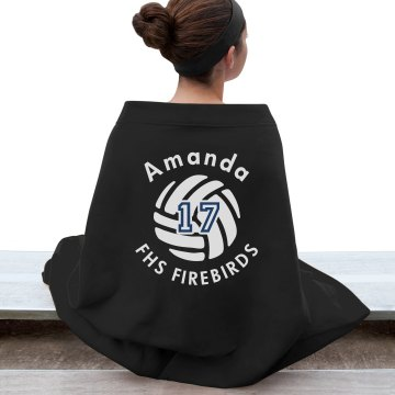 Volleyball Blanket