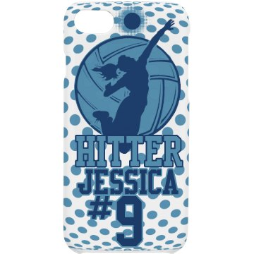 Volleyball Hitter Case