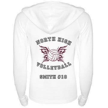 Volleyball Hoodie