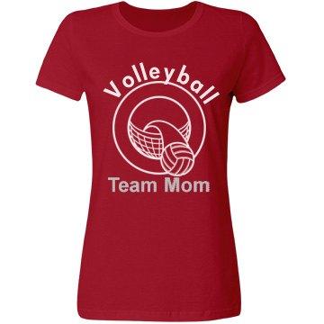 Volleyball Team Mom