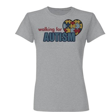 Walking For Autism Puzzle