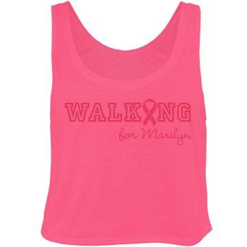 Walking For Marilyn