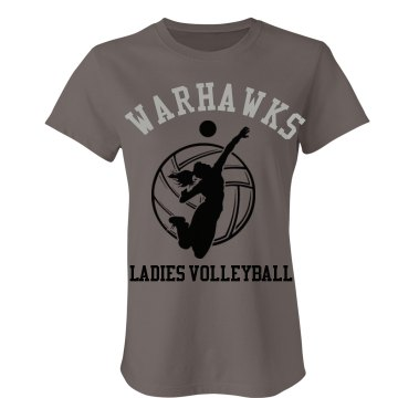 Warhawks Volleyball T