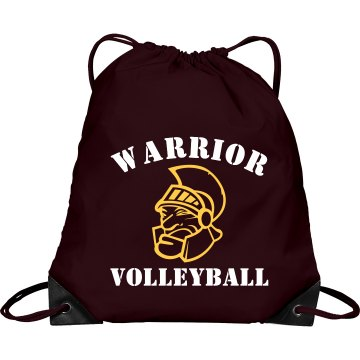 Warrior Volleyball Bag