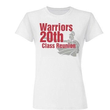Warriors 20 Year Class