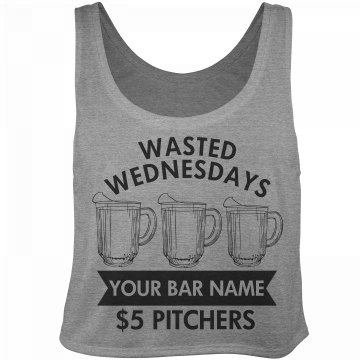 Wasted Wednesdays Bar