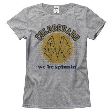 We Be Spinnin'