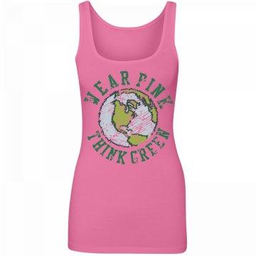 Wear Pink Think Green