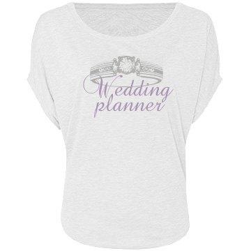 Wedding Planner Ring
