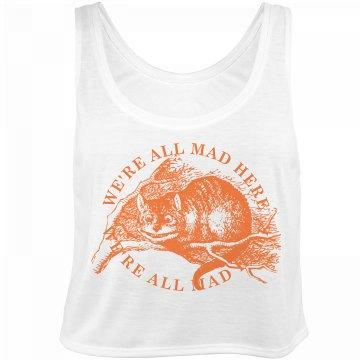 We're All Mad Orange