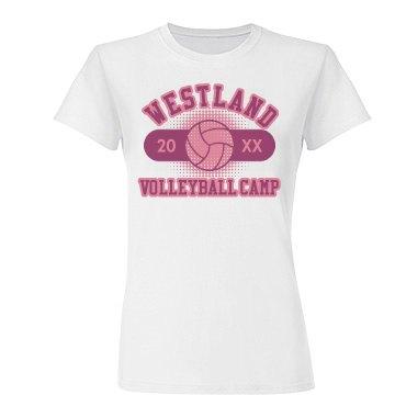 Westland Volleyball Camp