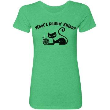 What's Knittin' Kitten