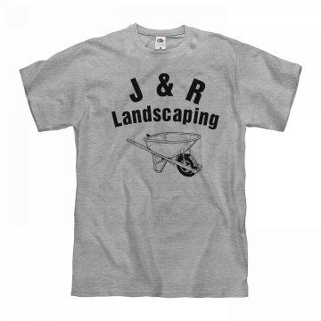 Wheelbarrow Landscaping