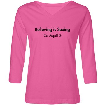 woman's long sleeve shirt