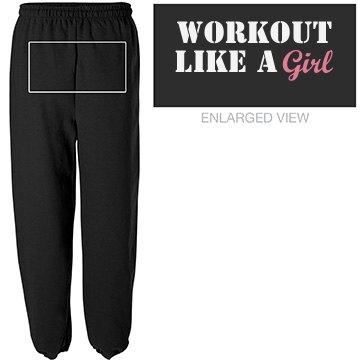 Workout Like A Girl