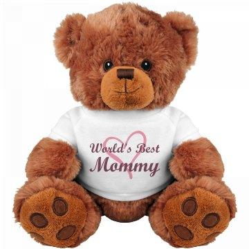 World's Best Mom Bear