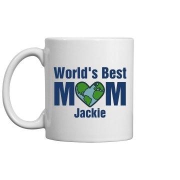 World's Best Mom Mug