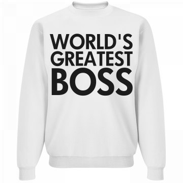 World's Greatest Boss