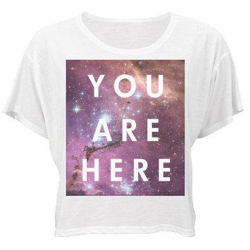 You Are Here Galaxy