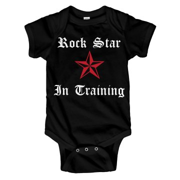 Young Rock Star Training