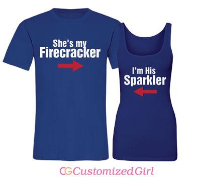 She's My Firecracker