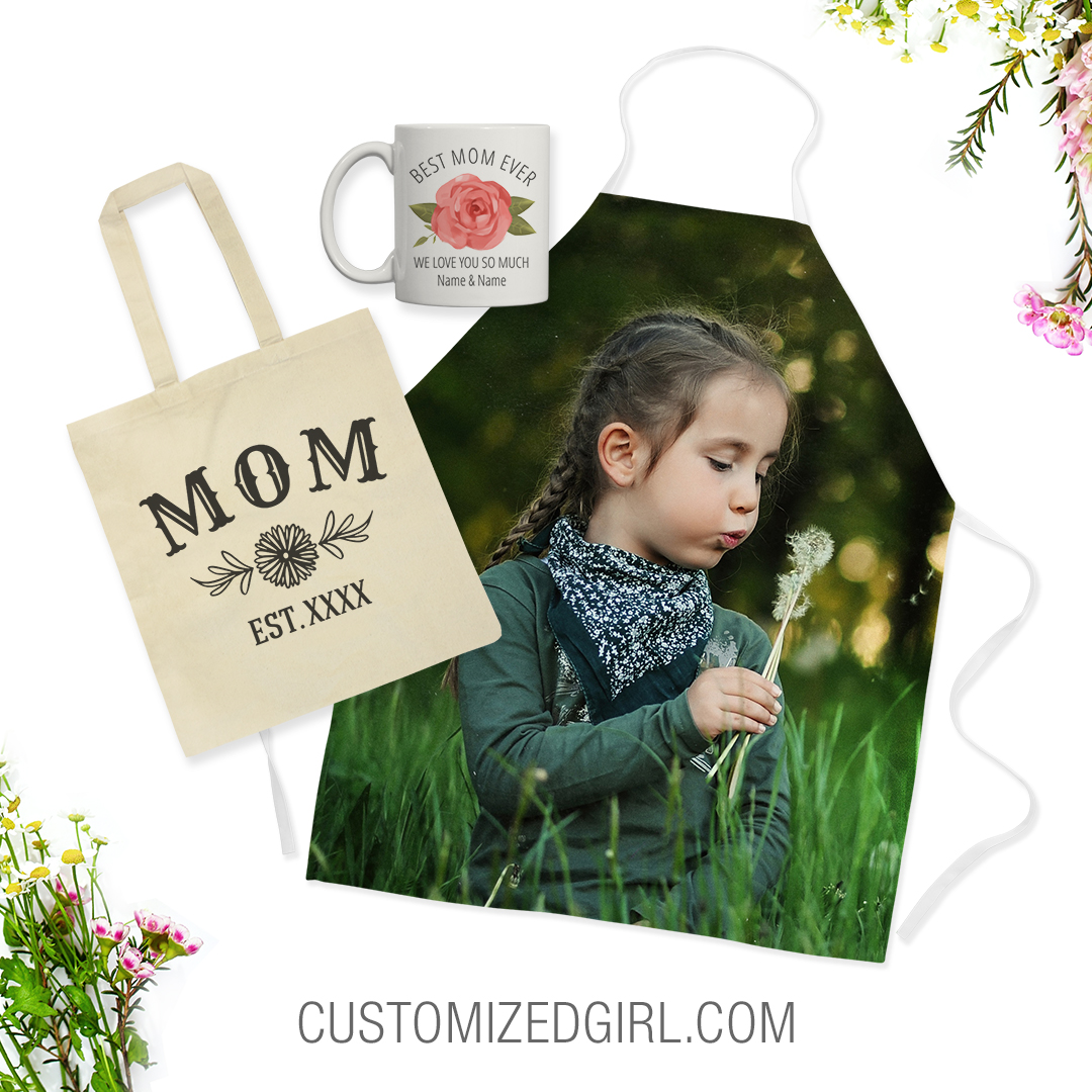 Custom Mother's Day Gifts