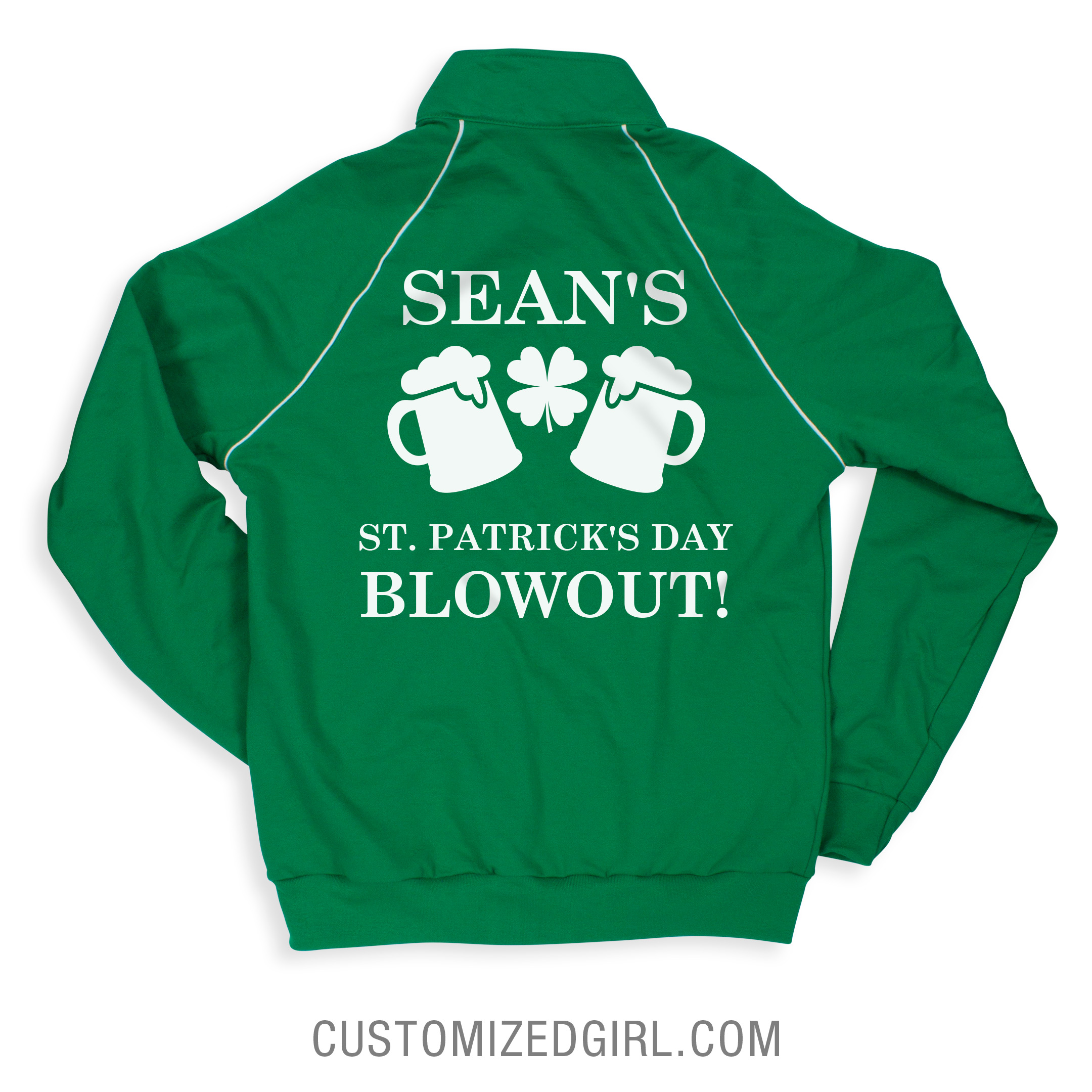 St Patricks Day Blowout
