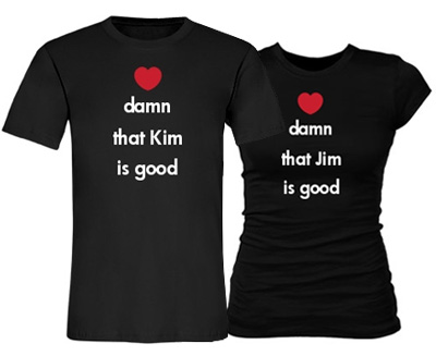 Love Me Some Kim