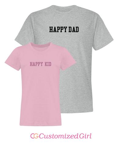 Happy Dad Tee