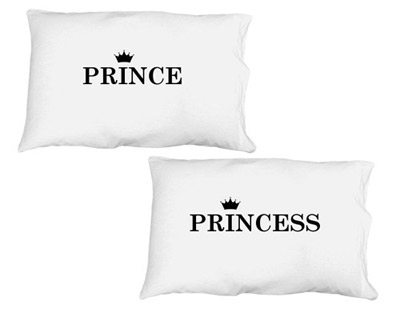 Matching Prince Pillowcase Guy