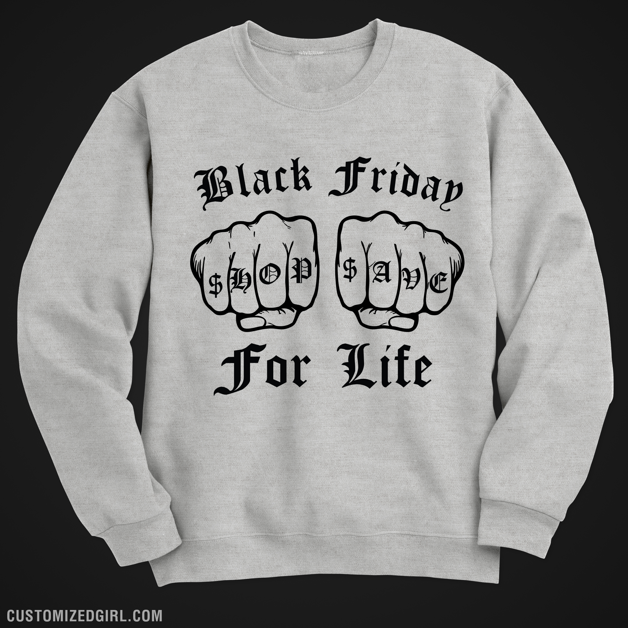 Black Friday FOR LIFE!