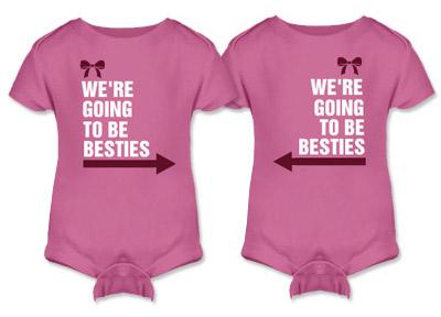 We'll Be Besties Left