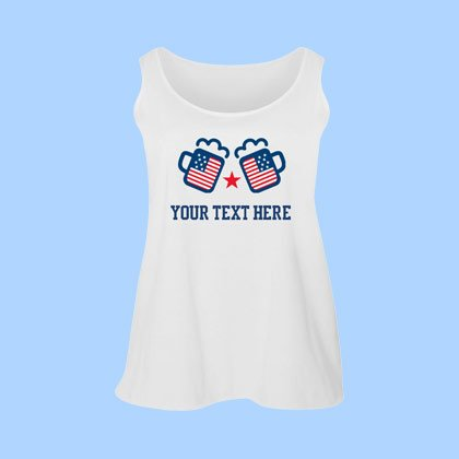 4th-of-July-Plus-Size-Tanks