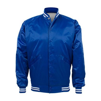 Classic Nylon Bomber Jacket