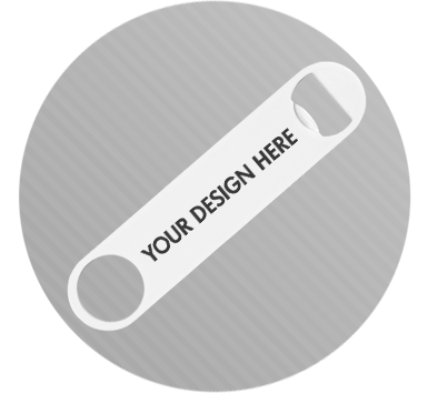 1F Personalized Bartender Speed Custom Bottle Openers FREE SPINNER RING Add Your NameLine of Text Choose Font Safari Motion Blur