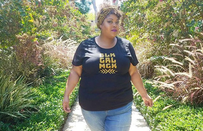 Custom Plus Size Curvy Tees