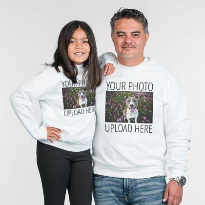 Custom Promo Sweatshirts Family