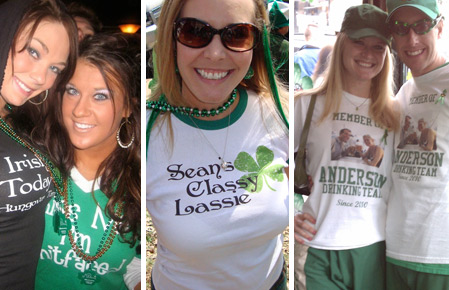 Custom St Patricks Day Shirts